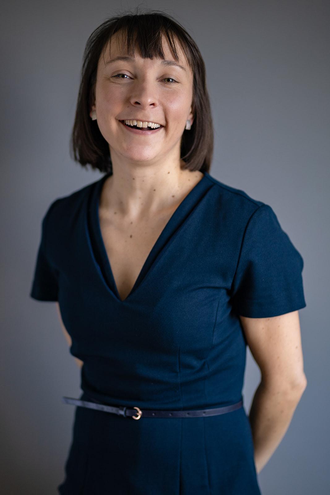 Simultandolmetscherin Sandra Götz