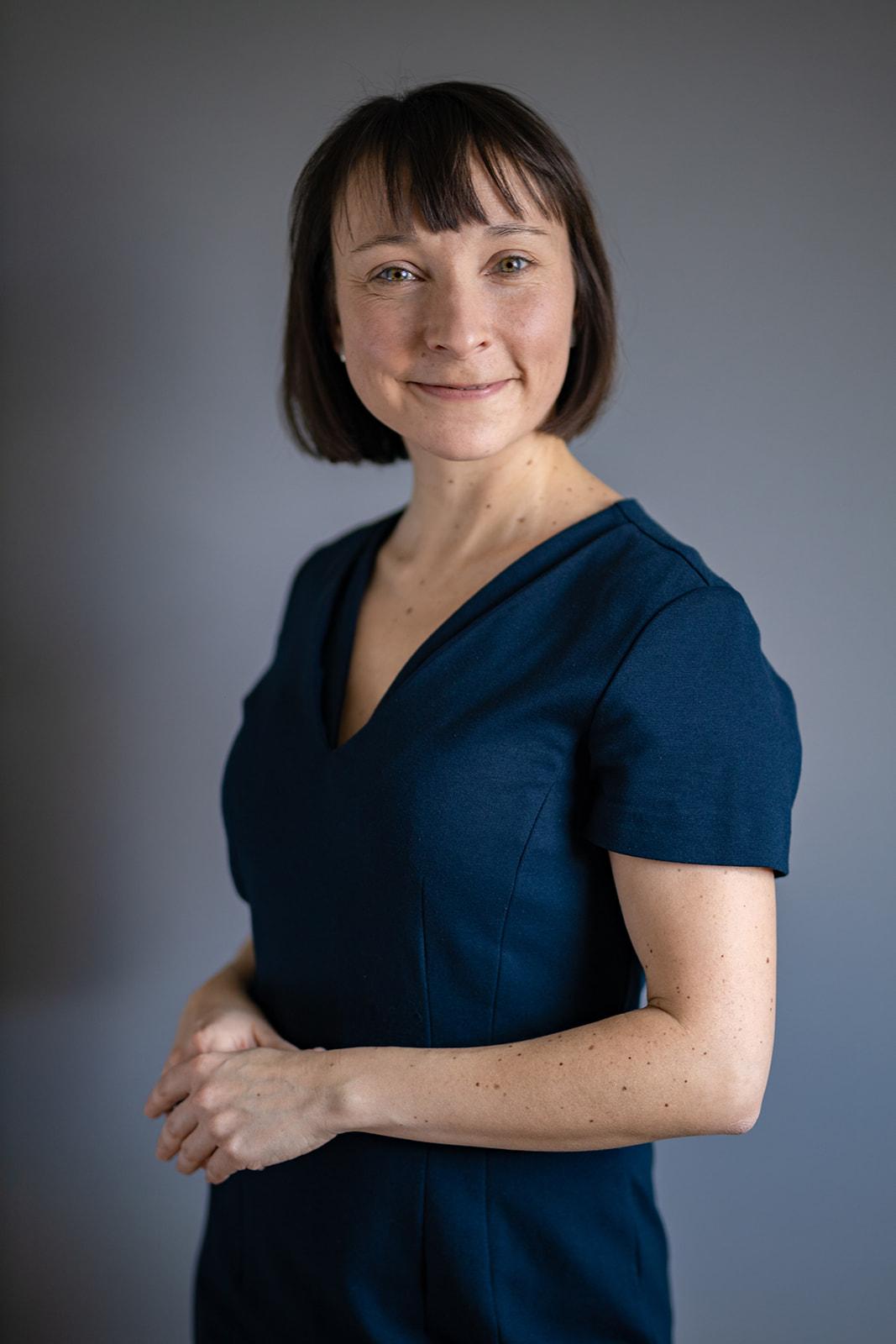 Interprète simultanée Sandra Götz
